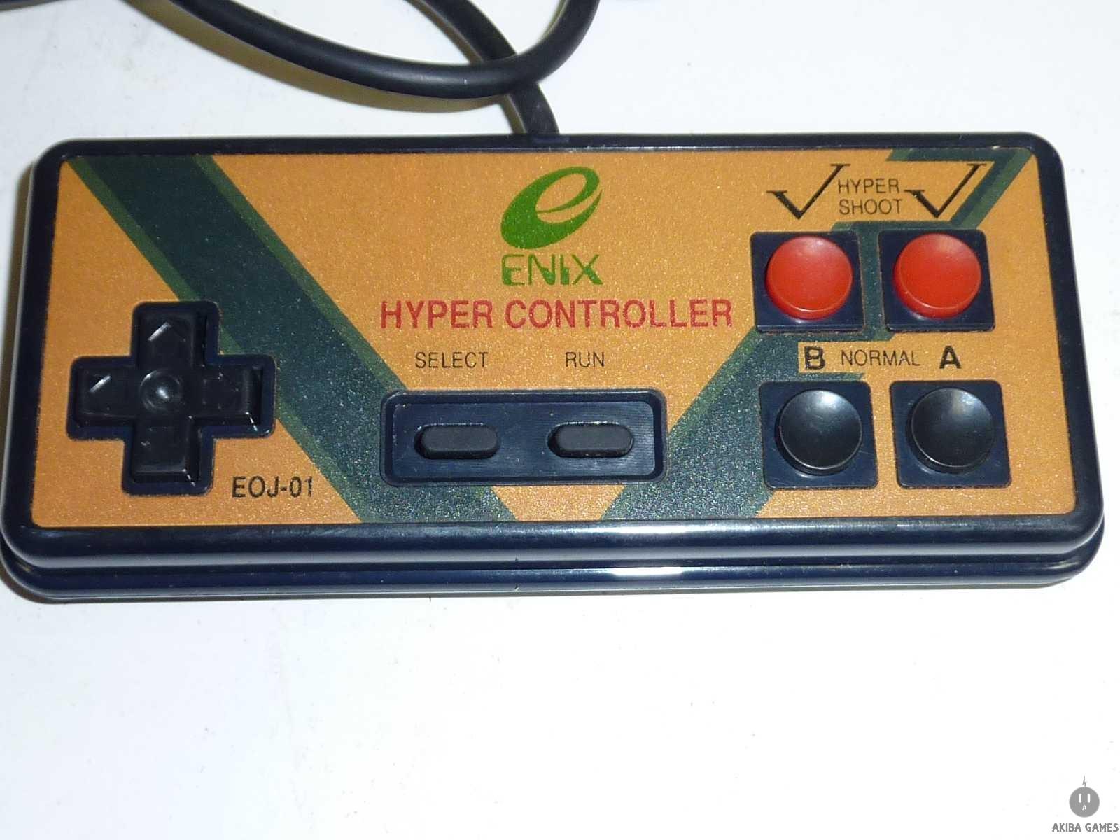 [FMT] ENIX Hyper Controller EOJ-01 (NO BOX, NO BOOK)