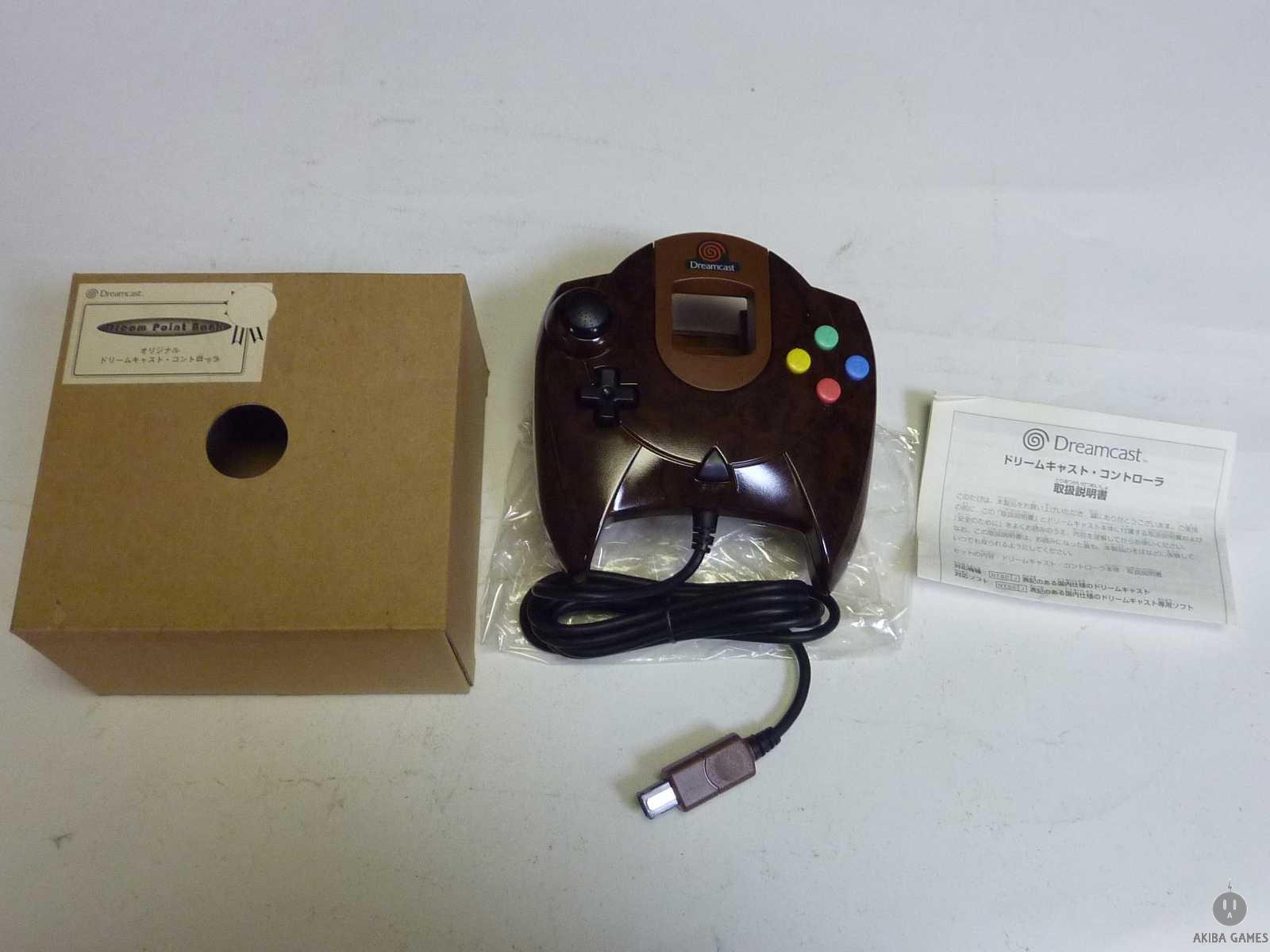[DC] Sega Dreamcast Point Back Limited Edition Controller HKT-7700