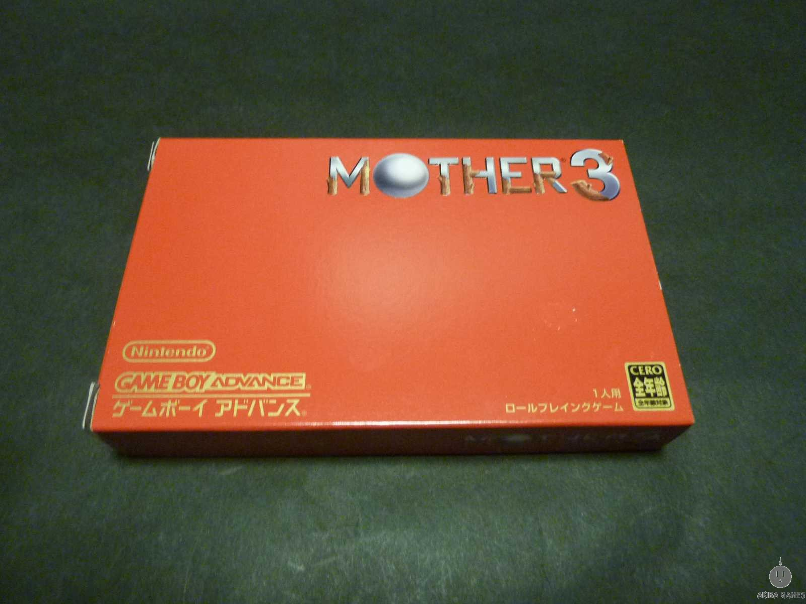 [GBA] Mother 3