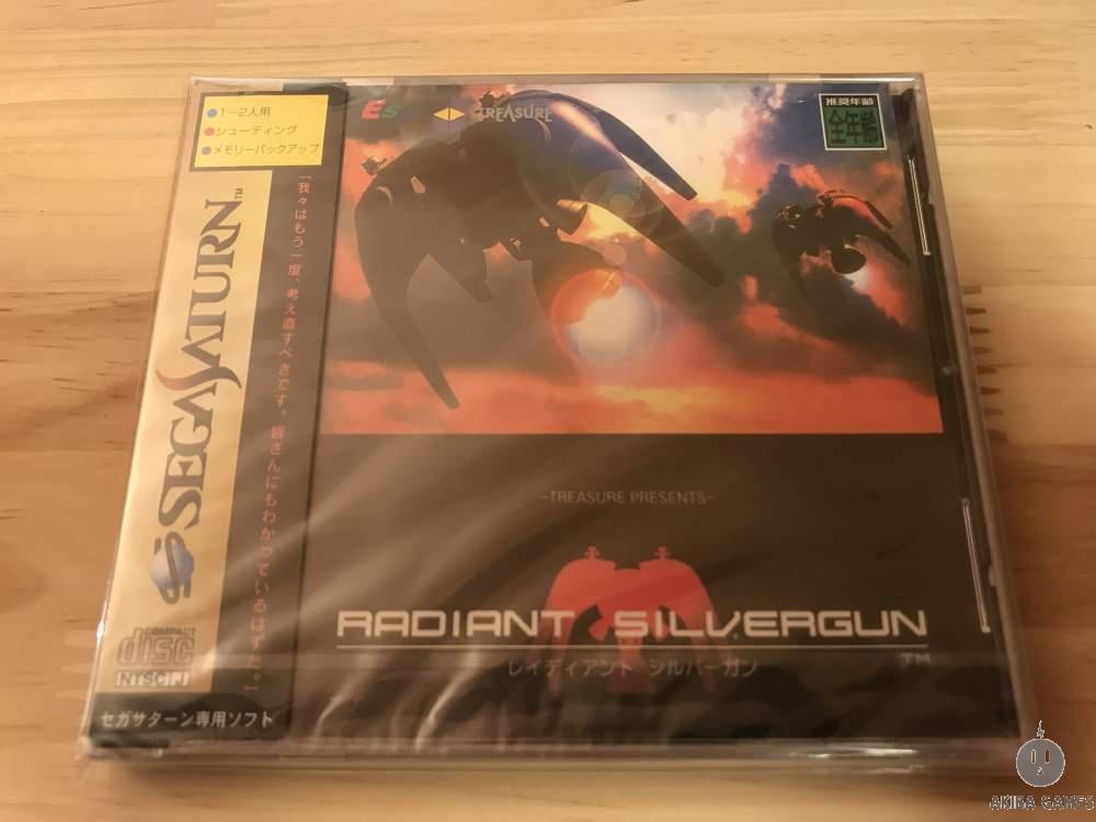 [SS] Radiant Silvergun