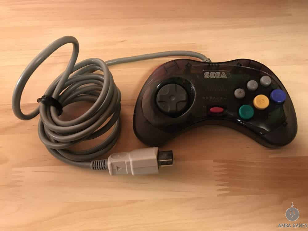 [SS] Sega Saturn Controller Cool Pad HSS-0101