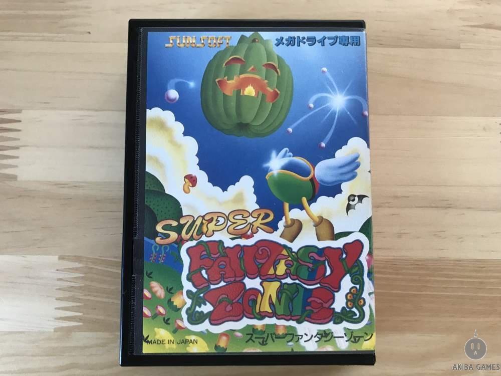 [MD] Super Fantasy Zone MINT