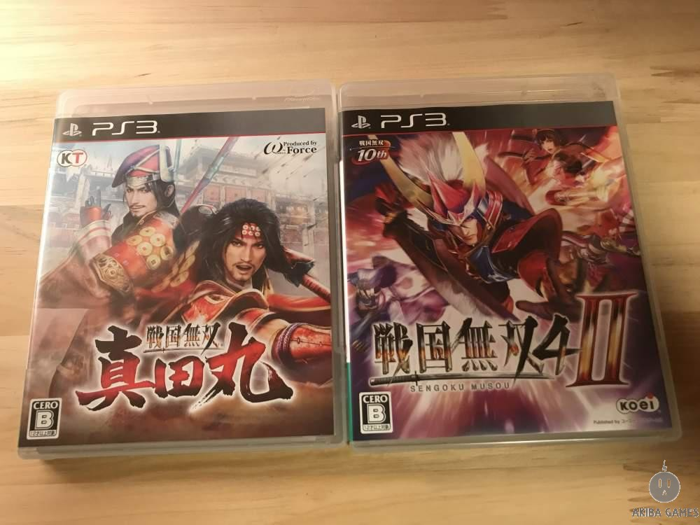 [PS3] Sengoku Musou Sanada-Maru + 4II