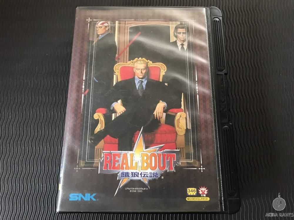 [NG] Real Bout Garou Densetsu
