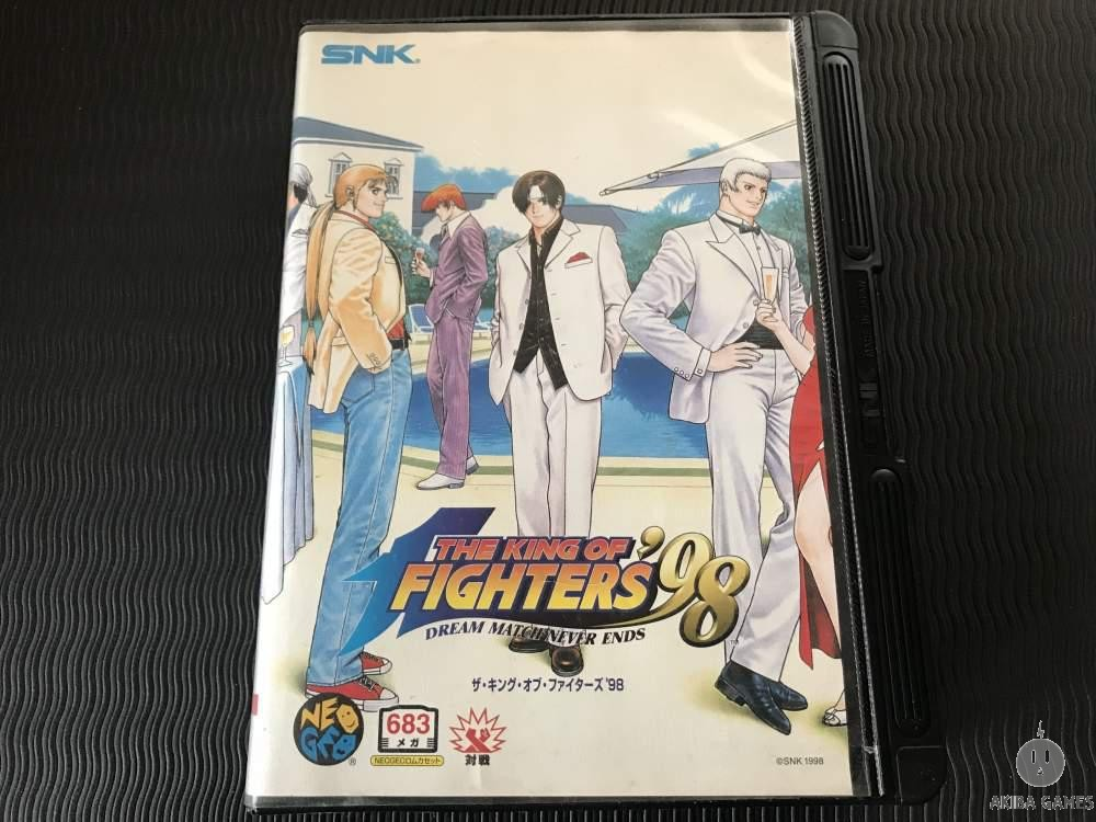 [NG] The King of Fighters '98 Dream Match Never Ends