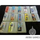 [SFC] Gundam Disney Mario Cart etc 13 games set