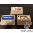 [SFC] Seiken Densetsu 2 & 3 /Secret of Mana , Kirby's Dream Land 3