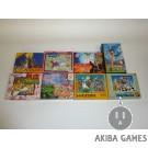 [FC] Nekketsu Kakutou Densetsu+Geppu Maden+Mario Bros...etc 8 Games Set