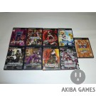 [PS2] Beatmania II DX 3rd Style...etc 9 Games Set