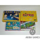 [FC] Hatris...etc 4 Games Set