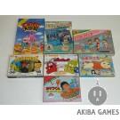 [FC] Kakefu-kun No Jump Tengoku : Speed Jigoku...etc 7 Games Set