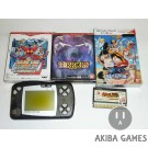 [WS] Console Wonderswan Black+ 4Games Set