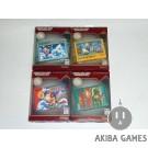 [GBA] Famicom Mini 20 - Ganbare Goemon ! Karakuri Dochu...etc 4Games Set