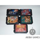 [MD] Super Street Fighter II...etc 5 Games Set  (loose)