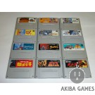 [SFC] SD The Great Battle I~III...etc 12 Games Set (loose)