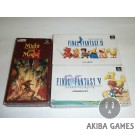 [SFC] Might and Magic Book 2 + FF IV & V Set of 3