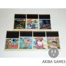 [NEC] Super Momotaro Electric Railway Dentetsu...etc 7 Games Set (loose)