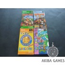 [SFC] Super Donkey Kong,Super Donkey Kong 2 : Dixie & Diddy set of 4 games