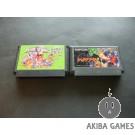 [FC] Red Arremer II - Gargoyle's Quest II , Konami Waiwai World set of 2 games