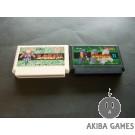 [FC] Ninja Gaiden - Ninja Ryukenden , II set of 2 games