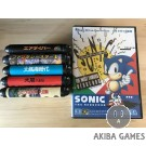 [MD] Sonic The Hedgehog, FantasyStar, Fantasy Catsle etc 6 games