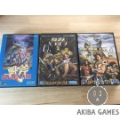 [MD] Golden axe I+II+III 1+2+3