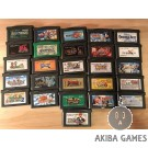 [GBA] GameboyAdvance 26 games set Mario Kart Advance, Pokemon, sonic, FF and etc