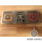 [GB] Pocket Monsters 3 games set Yellow, Green, Red/ Picachu Pokemon