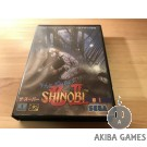 [MD] The super shinobi ii