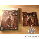 [Xbox360] Dante's Inferno +CD