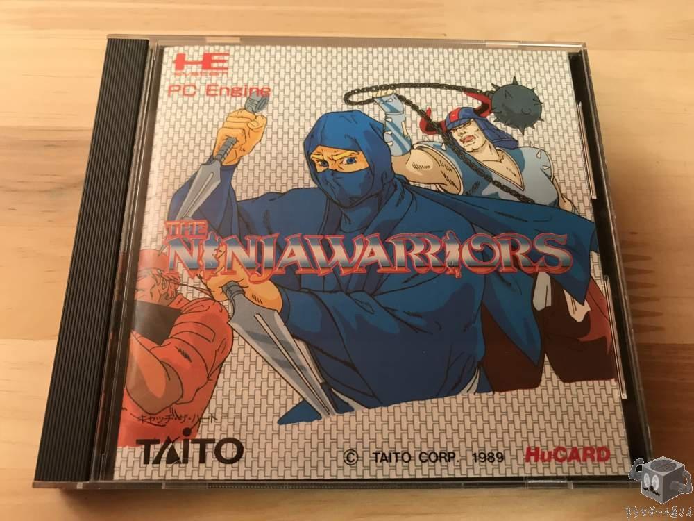 [NEC] The Ninja Warriors