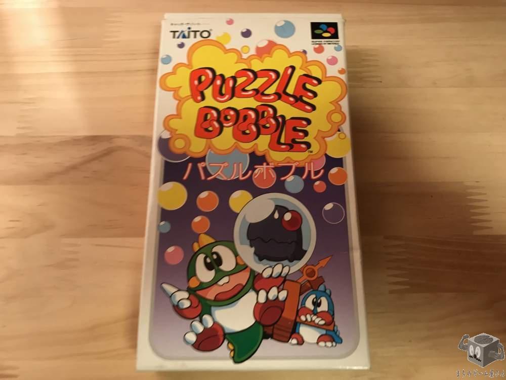 [SFC] Puzzle bobble
