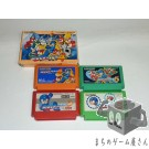 [FC] Rockman 2~5 Set of 4 (loose)