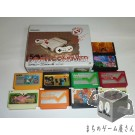 [FC] Console New Famicom System+ 10 Loose games set