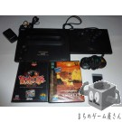 [NG] Console SNK Neo Geo AES NEO-O System Set + Memory Card + 2 Games