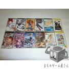 [PSP] Phantasy Star Portable 1 & 2...etc 12 Games Set