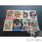 Very Good Condition [N64] Nintendo All Star! Dairantou Smash Bros set of 8 games
