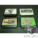 [FC] Konami Waiwai World +Tenchi o kurau +Metal Gear+Ninja Gaiden 4 set