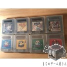 [GB] Pocket Monsters 8 games set Yellow, Green, Blue Red, etc/ Picachu Pokemon