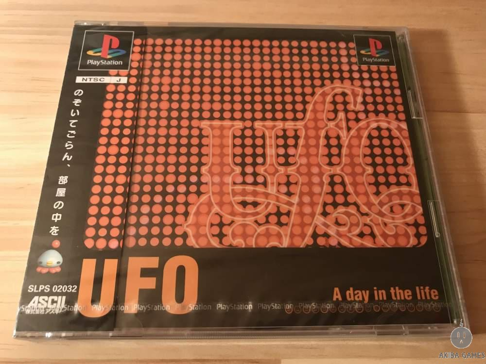 [PS] UFO : A day in the life