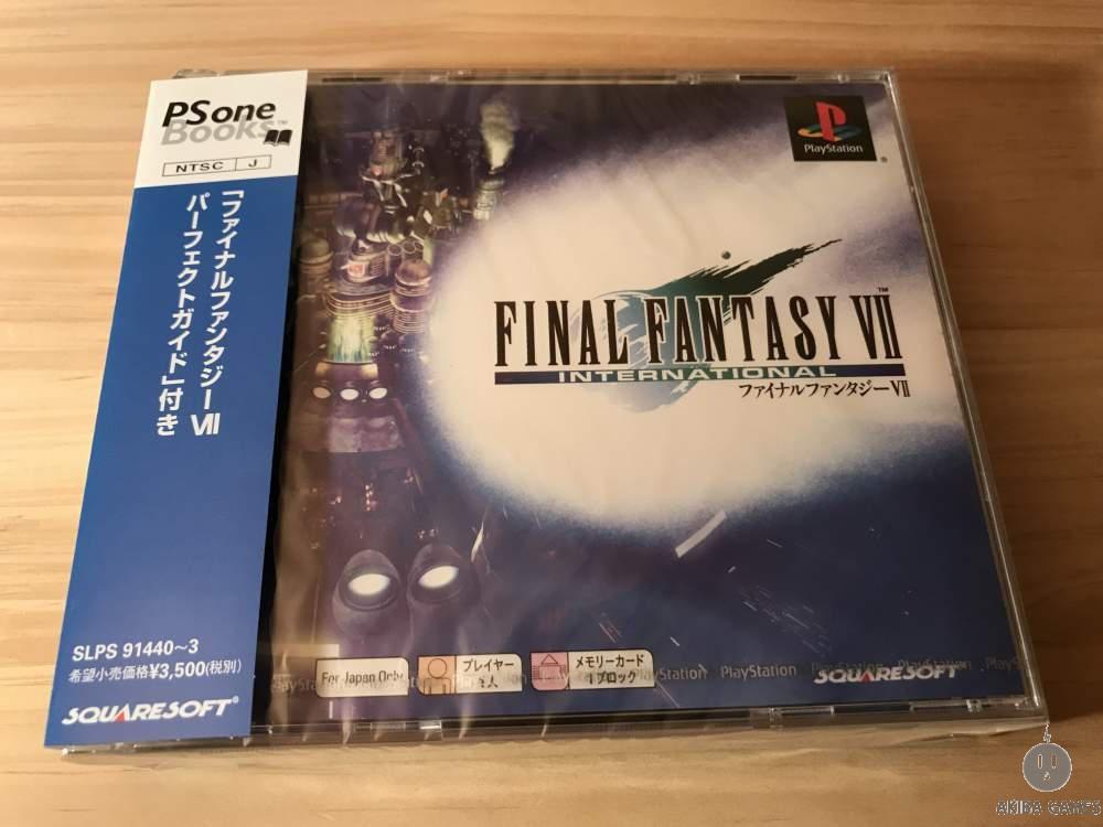 [PS] Final Fantasy VII International FF7