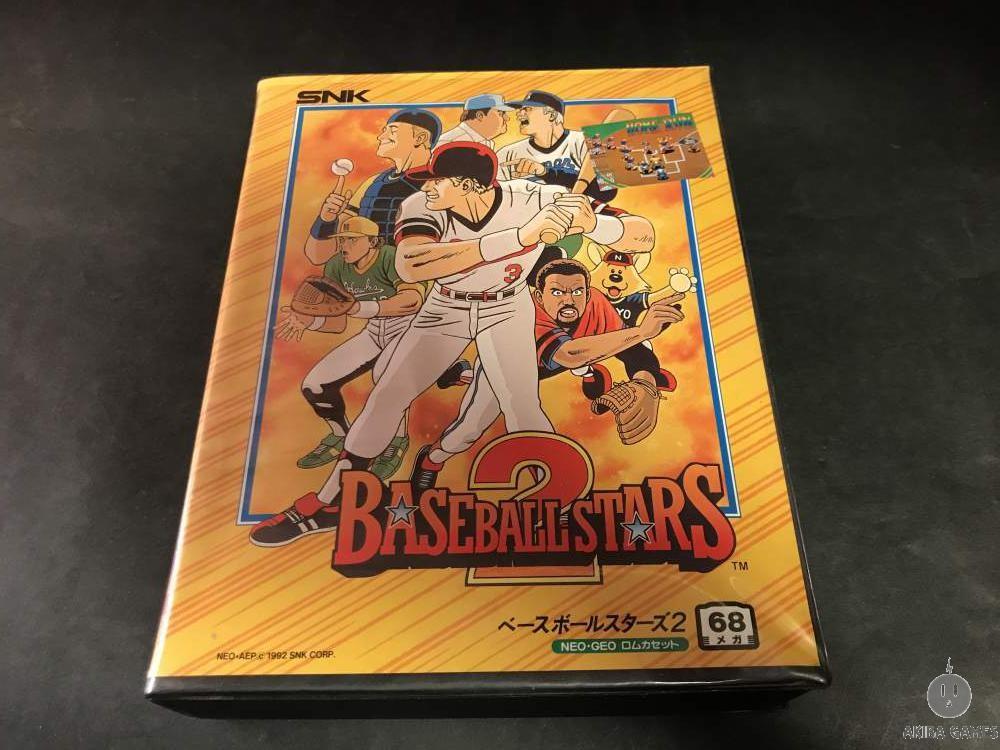 [NG] Baseball stars 2