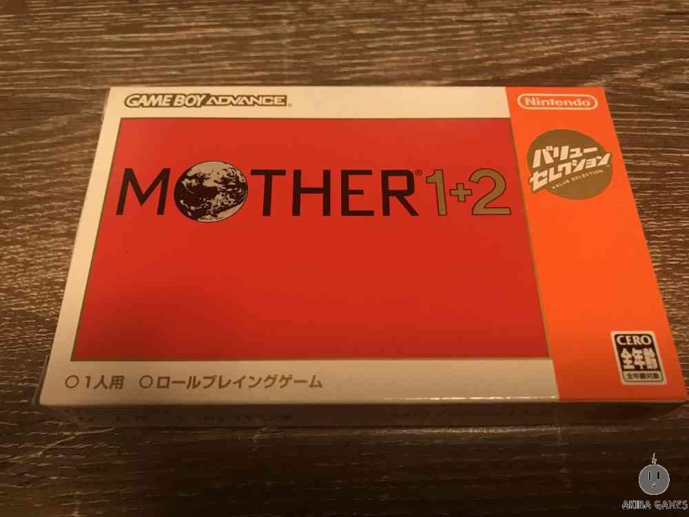 [GBA] Mother 1+2