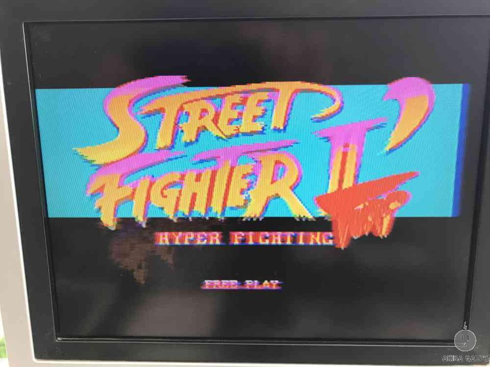 Hyper Street Fighter 2  (Arcade Game)