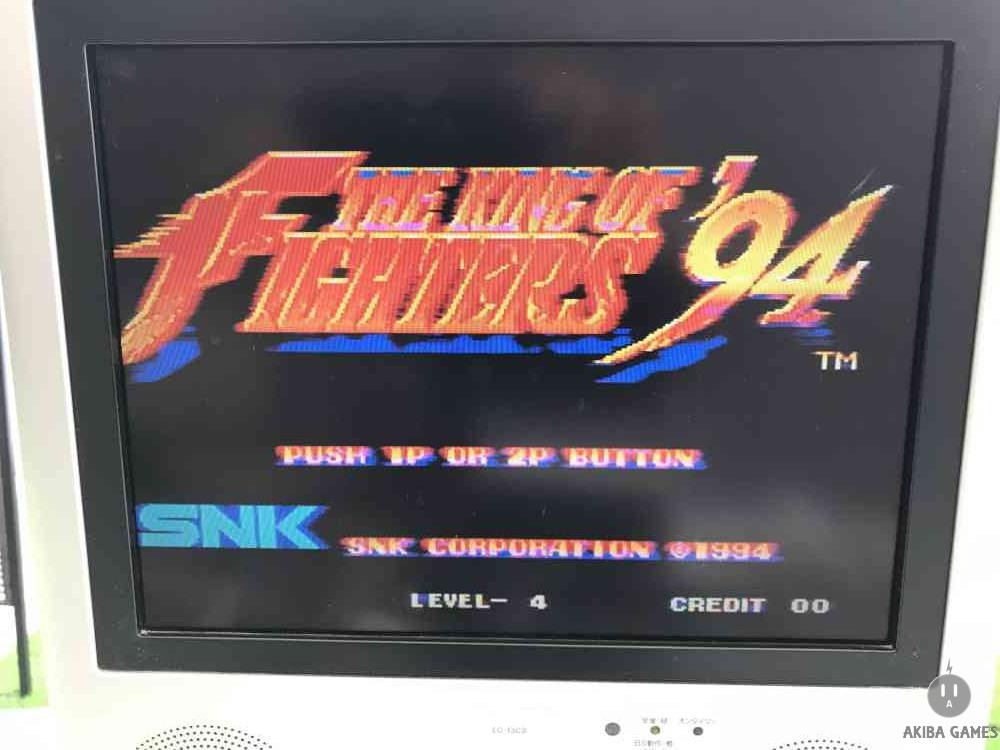 The King of Fighters 94 KOF - Neo Geo MVS (Arcade Game)