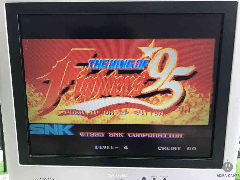 The King of Fighters 95 KOF - Neo Geo MVS (Arcade Game)