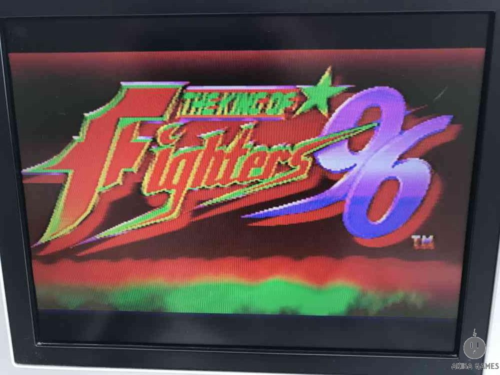 The King of Fighters 96 KOF - Neo Geo MVS (Arcade Game)