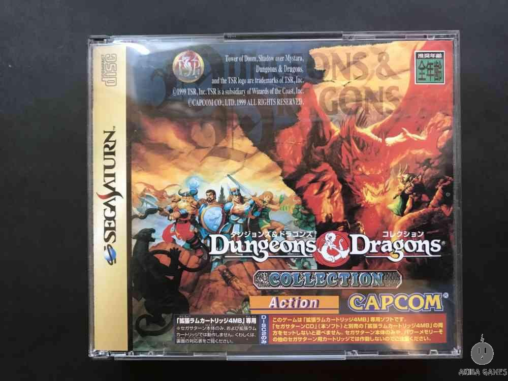 [SS] Dungeons & Dragons Collection D&D