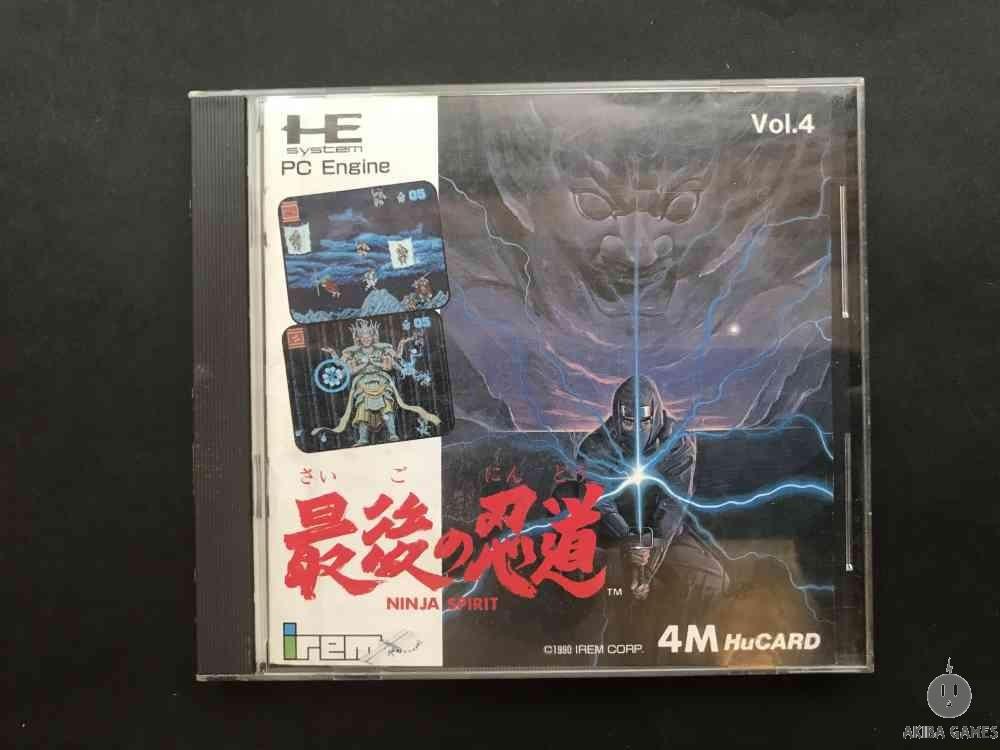 [NEC] Saigo no Nindo - Ninja Spirit