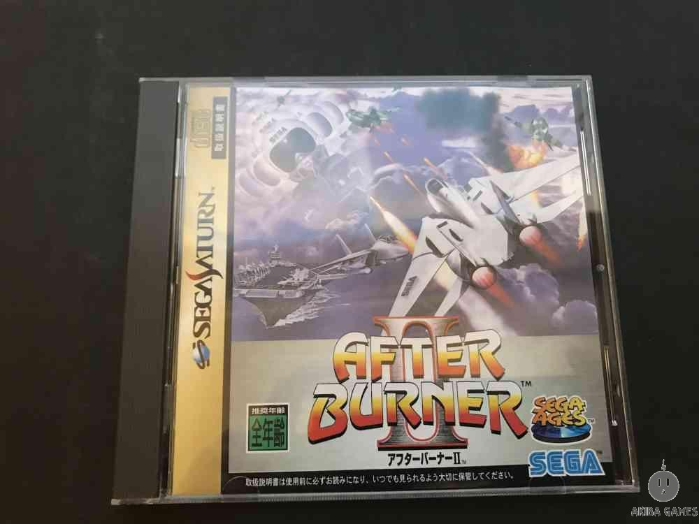 [SS] Sega Ages - After Burner II